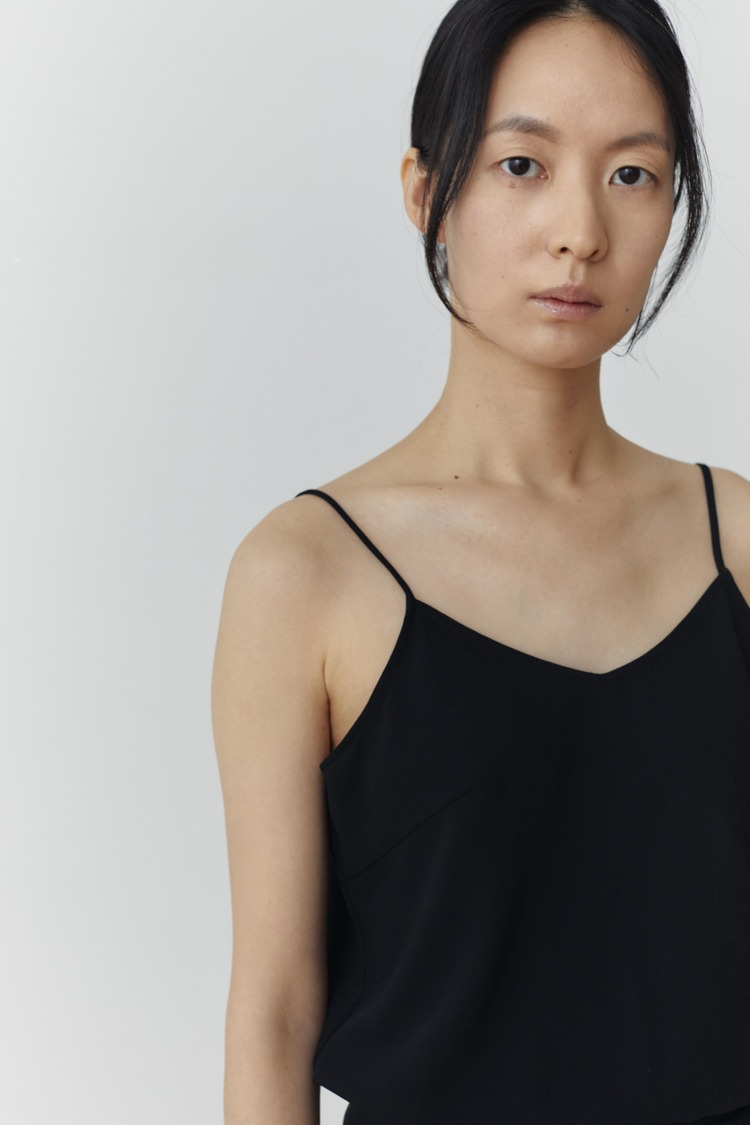 Basic Cami Top (Black)